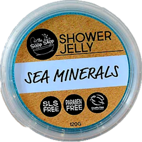 Sea Minerals Shower Jelly